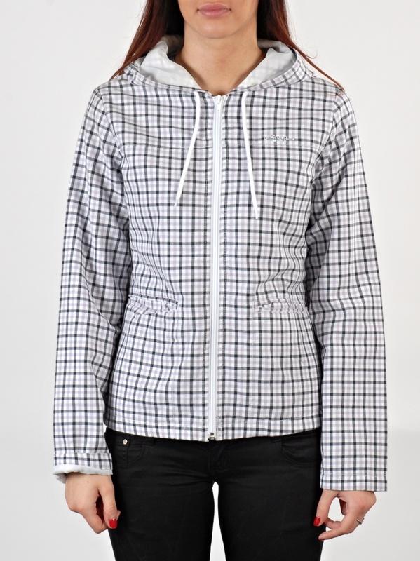 Circa Bunda Council Jacket Wht - M bílá