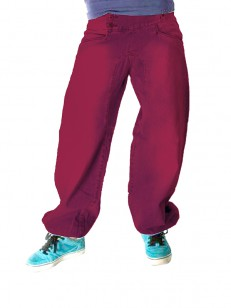 NIKITA kalhoty REALITY SANGRIA