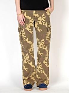 ETNIES kalhoty DILLY cam