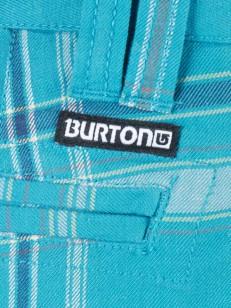 BURTON šortky dětské BASE CAMP PEACOCK