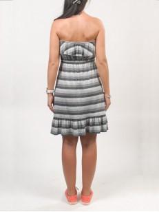 RIP CURL šaty CANDEIAS DO JAMARI L.GREY HEAT