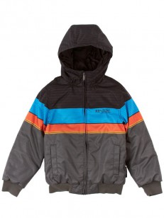 RIP CURL bunda SEATTLE STRIPE DRESDEN BLUE