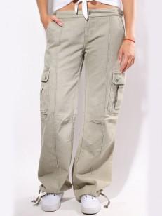 MAMBO kalhoty BOHEM MILITARY F23