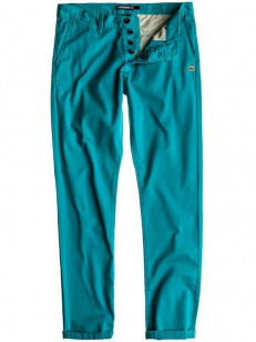 QUIKSILVER kalhoty THE KREST TURQUOISE