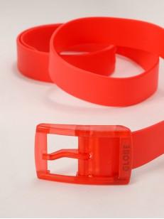 GLOBE pásek BANTAM Red