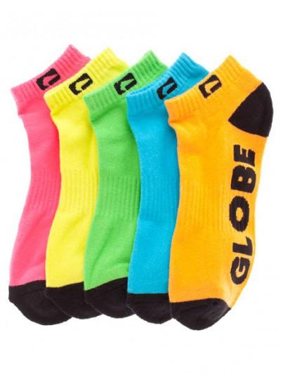 GLOBE ponožky FLURO Assorted