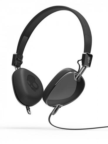 Skullcandy Sluchátka Navigator Black/black W/mic3 černá