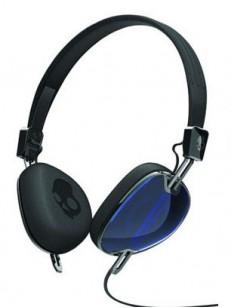 SKULLCANDY sluchátka NAVIGATOR Royal/Black w/Mic3