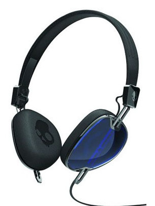 Skullcandy Sluchátka Navigator Royal/black W/mic3 černá