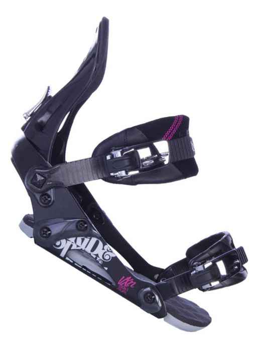 Ride Vázání Vxn 9401 Black - S černá