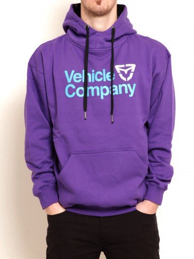 VEHICLE mikina COMPANY VIOLET
