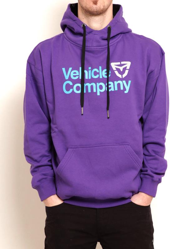 Vehicle Mikina Company Violet - Xs fialová