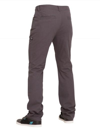VEHICLE kalhoty GRU GREY