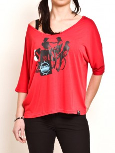 VEHICLE triko THERIDER RED