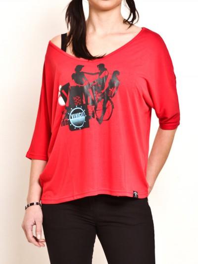 VEHICLE triko THERIDER RED