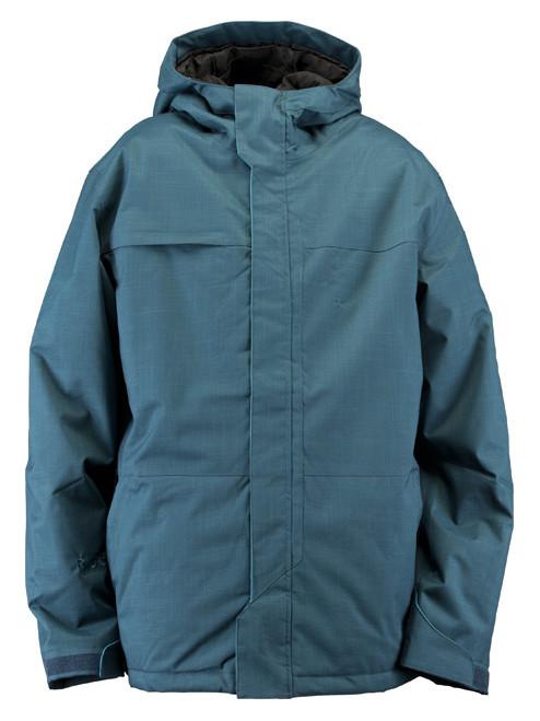 Ride Bunda Gatewood Ins. 5429 Blue/marine/her - Xs modrá