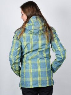 RIDE bunda MADISON INS. 5703 FADED/PLAID/STE