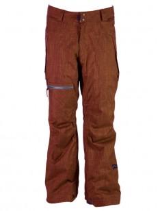 CAPPEL kalhoty CALLING 3323 BRICK/ORANGE/WO