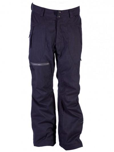 CAPPEL kalhoty CALLING 9533 BLACK/CHAMBRAY