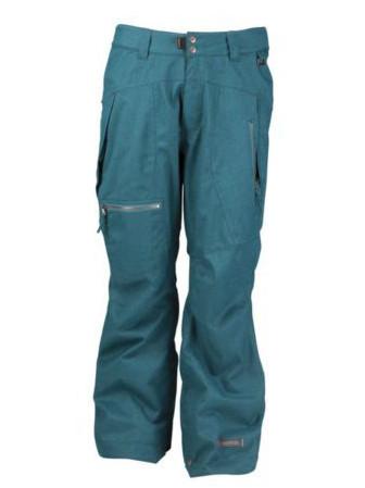 CAPPEL kalhoty CALLING 5276 BLUE CHAMBRAY