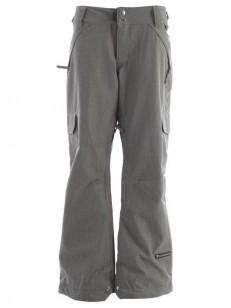 CAPPEL kalhoty HIGHLAND INS LT/GRAY/DENIM