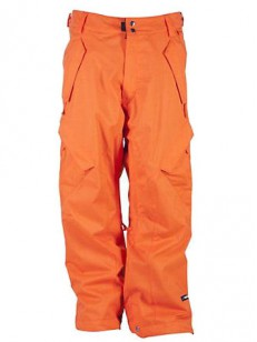 CAPPEL kalhoty PHINNEY INS. DARK/ORANGE/HER