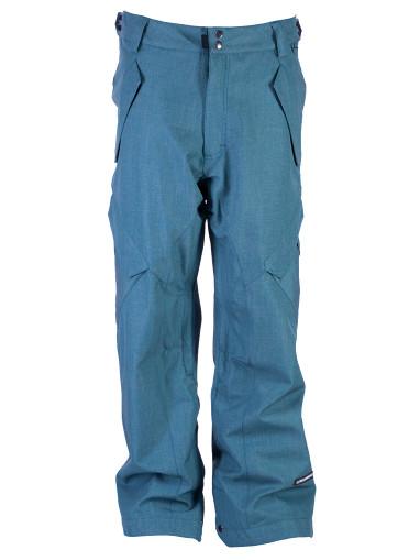 CAPPEL kalhoty PHINNEY SHELL 5103 TEAL/DENIM