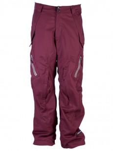 CAPPEL kalhoty ALKI SHELL 8324 MAROON