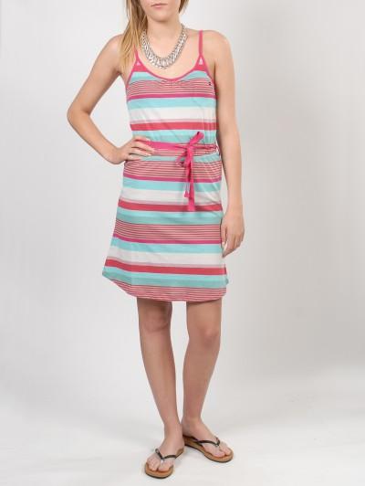 ROXY šaty ALOHA SPR BLOCK STRIP