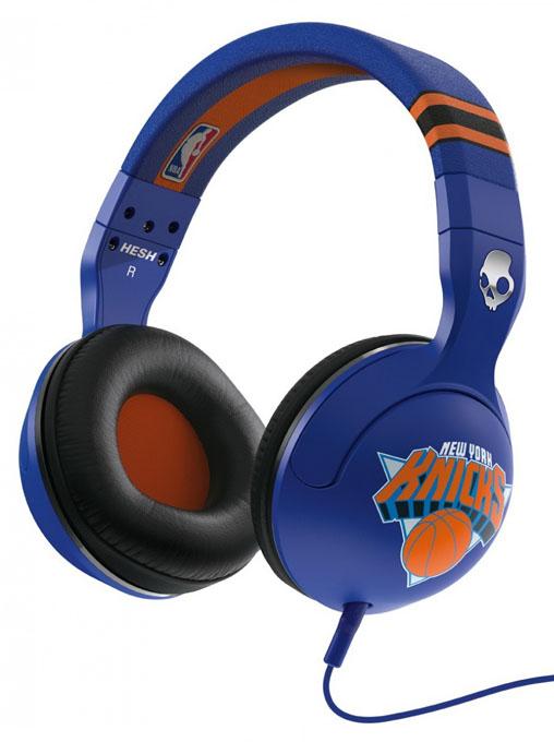 Skullcandy Sluchátka Hesh 2.0 Nba Knicks W/mic modrá