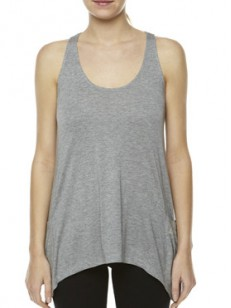 ELEMENT top ENID GREY HEATHER