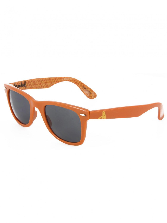 Krooked Sluneční Brýle Shmoo Shades Org oranžová