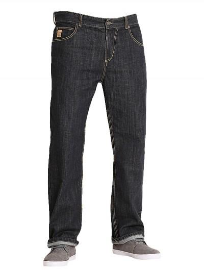 VEHICLE kalhoty CLUSTER BLUE WASH C