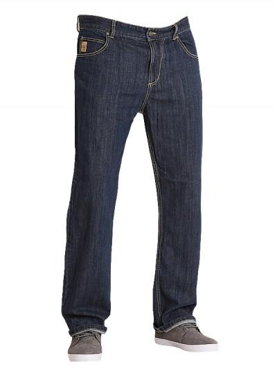 VEHICLE kalhoty CLUSTER BLUE WASH B
