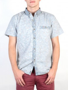 BILLABONG košile BONEZ IT CHAMBRAY