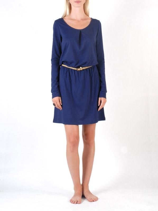 Billabong Šaty Melissa Ink - S modrá