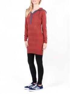 DC šaty LIFT UP RUBY WINE