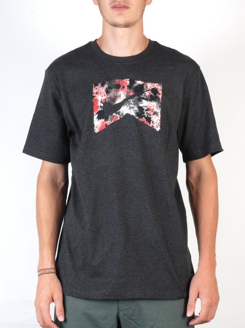 Nike Triko Neckface Ribbon 032 - Xl černá