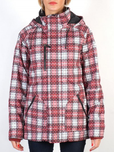 BURTON bunda NO WAY REDWOOD GRUNGE PLD