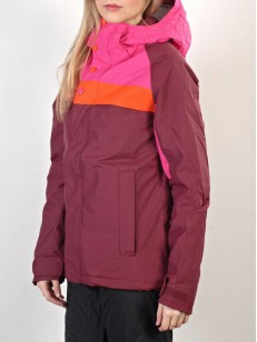 BURTON bunda METHOD SANGRIA COLORBLOCK