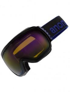 ANON brýle COMRADE BLACK/BLUE SOLEX