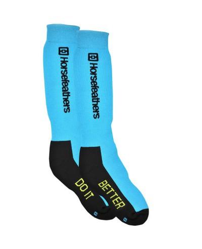 HORSEFEATHERS ponožky IT SOCKS blue