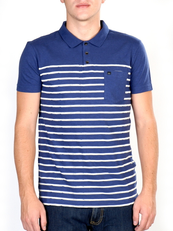 Quiksilver Polo Toope Toope Twilight - M
