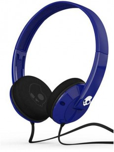 SKULLCANDY sluchátka UPROCK Royal/White