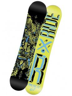 RIDE snowboard MACHETE GT BLK/GRN 157