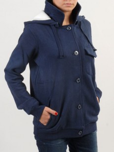 ELEMENT mikina TESS PEACOAT
