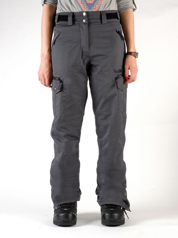 Rehall Kalhoty Lori Solid Black Mel - M černá