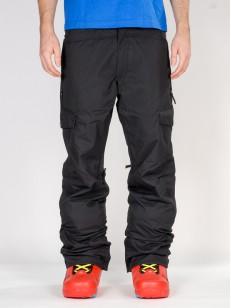 NITRO kalhoty LANDING BLACK