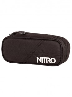 NITRO penál PENCIL CASE black