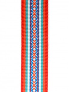 RIDE pásek REVERSIBLE WHITE